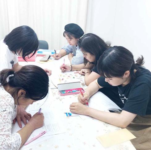 03.教育カリキュラムが整っています。